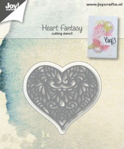HEART JOY Crafts DIES  - Щанци за рязане и релеф  6002/1028