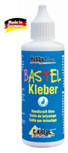 # BASTEL KLEBER - Лепило за декорация и Куилинг 80мл , Germany