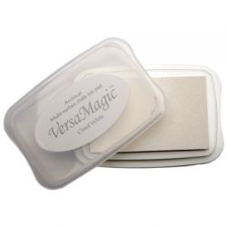 VersaMagic Chalk Ink Pad - Opaque Cloud White