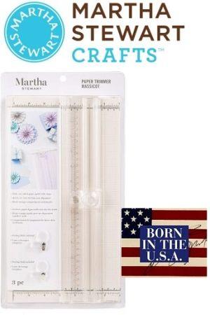 Martha Stewart paper trimmer - Крафт тример A3 Реже и бигова