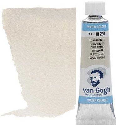 VAN GOGH WATERCOLOUR TUBE - Екстра фин акварел # Buff Titanium 291