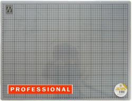 CRAFT MAT A2 TR PRO  - самовъзстановяваща се подложка за рязане  45x60 см
