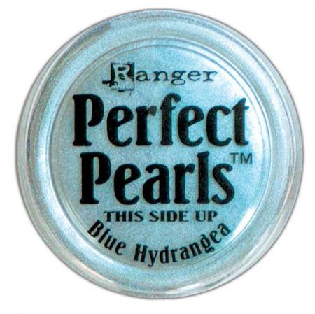 "Perfect pearls Pigment powder - Blue hydrangea - Пигмент, ефект ""Перфектни перли"""