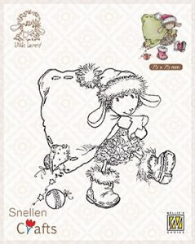 Nellie Snellen STAMPS - LOLA SANTA  - Дизайн силиконови печати