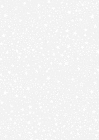 TRANSPARENT PAPER STARS А4 - Паус на ЗДЕЗДИ 115г - 10 бр. WHITE