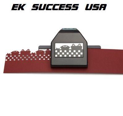 EKS USA LARGE EDGER * PICNIC - Дизайнерски бордюрен пънч двойна ширина