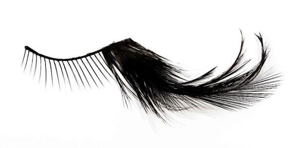 Jofrika - Germany Комплект Дълги Мигли с лепило - Черни