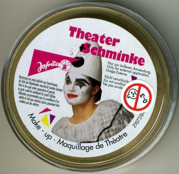 Jofrika - Germany, театрална грим-боя за лице и тяло 25гр. (профи серия) - ЗЛАТНО