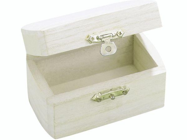 BOX CHEST - Дървено кофчеже 9 x 5,5 x 5 cm