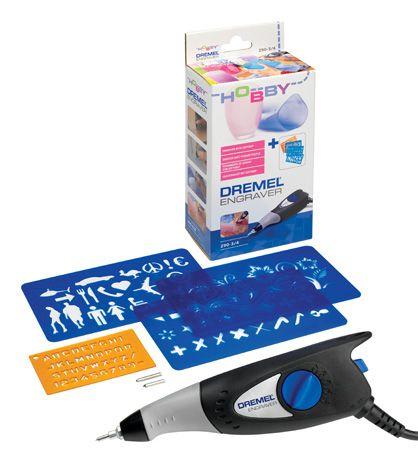 1.DREMEL Engraver KIT - Профи хоби машинка за гравиране комплект