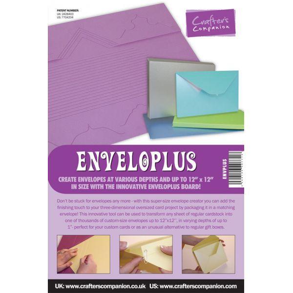 # ENVELOPLUS - Инструмент за пликове / опаковки