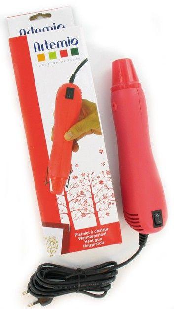 EMBOSS HOT AIR GUN - Пистолет за топъл ембосинг и горещ въздух