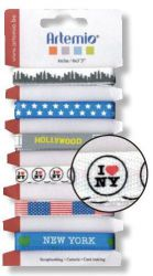ARTEMIO, Ribbon Set - 6 х 1 м. - New York