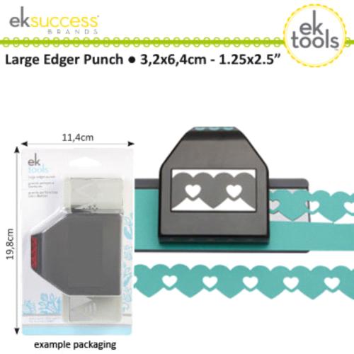 Дизайнерски бордюрен пънч двойна ширина -ЕКS, USA
