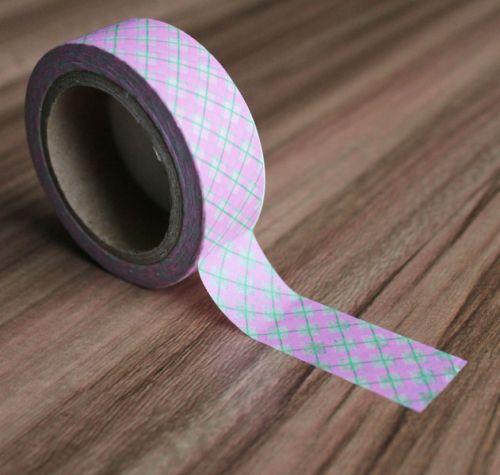 WASHI RICE tape - Японско деко тиксо 10м Х 15мм.