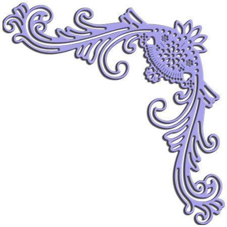 Cheery Lynn ,USA - Шаблони за рязане и ембос / dl151