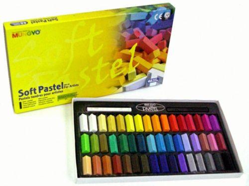MGY SOFT 1/2 Pastels for Artists - Сухи меки  пастели  48 цв.