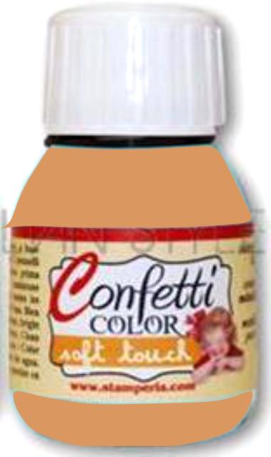 """Confetti COLOR 60 ml - """"КАДИФЕНА"""" декор боя  - Saten Dove Grey"""