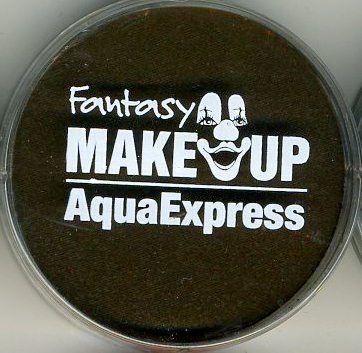 AquaExpress, Germany - `AQUA` Боя за лице и тяло 15гр  КАФЯВА