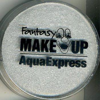 AquaExpress, Germany - `AQUA` Боя за лице и тяло 15гр. - СРЕБРО