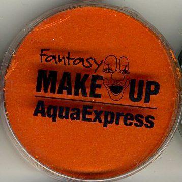 AquaExpress, Germany - `AQUA` Боя за лице и тяло 15гр. ОРАНЖ