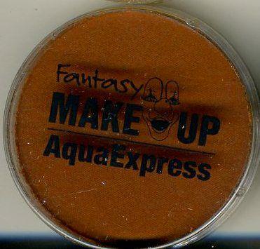 AquaExpress, Germany - `AQUA` Боя за лице и тяло 15гр. СВЕТЛО КАФЯВА