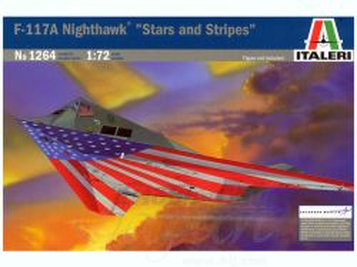 ITALERI F-117A NIGHT HAWK