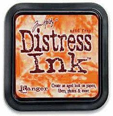 DISTRESS тампон - Spiced marmalade