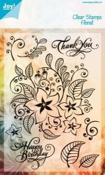 JOY Crafts  STAMPS -  Печати 6410/0309