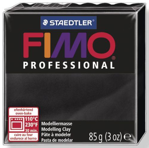 FIMO PROFESSIONAL 85gr -  Black
