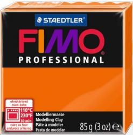 FIMO PROFESSIONAL 85gr -  ORANGE