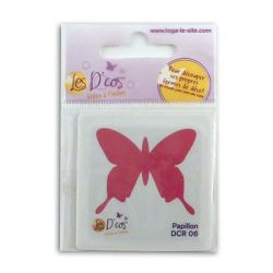 BUTTERFLY 4 # TOGA DIE   - Щанцa за изрязване