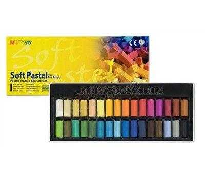 MGY SOFT 1/2 Pastels for Artists - Сухи меки пастели  32 цв.