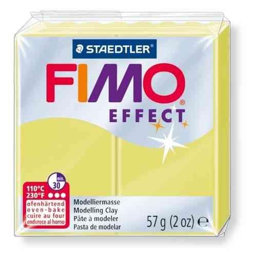 FIMO EFFECT - ПОЛИМЕРНА ГЛИНА  Citrone quartz 106