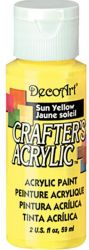 CRAFTERS ACRYLIC USA 59 ml - SUN YELLOW