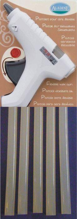 ALADINE GLUE STICKS 11mm - Силиконови лепилни пръчки 11мм / 5бр х 30 см.