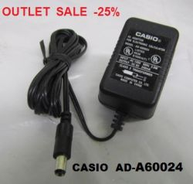 CASIO AC/DC ADAPTER - Адаптер за калкулатори и др електронни устройства