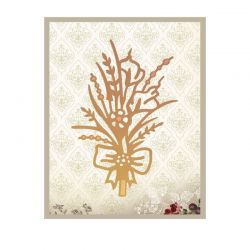 Lily Bouquet Intricutz Cutting Dies  Lily Bouquet - Щанци (50 x 74mm |