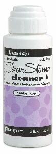 Stamp Cleaner -Почистваща течност за фотополимерни печати от водоразтворими и водоустойчиви  мастила - 56 мл.
