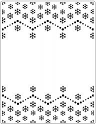 CRAFTERS Emboss Folder A5 - Папка за релеф 14,5x19 cm. / CTFD3115
