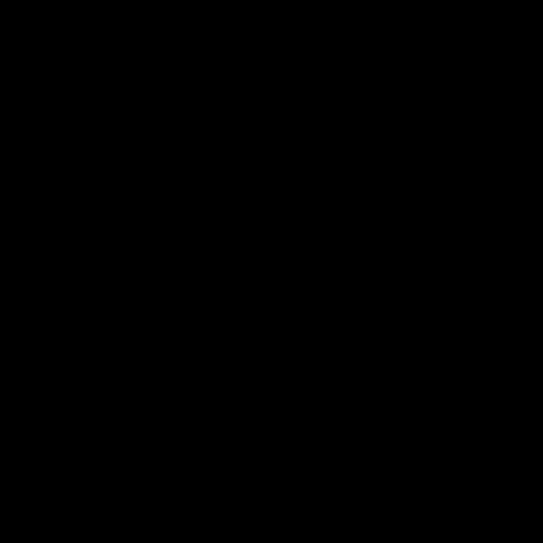 ALADINE STAMP  ARABESQUE - Гумен печат на дървено блокче M