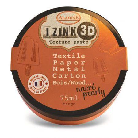3D PASTE PERLE - Паста перлена обемна 75мл MANGO