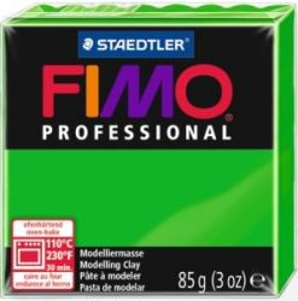 FIMO PROFESSIONAL 85gr -  SAPGREEN -зелена трева