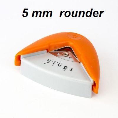 TONIC ROUNDER 5mm Ъглов Пънч - Закръгление