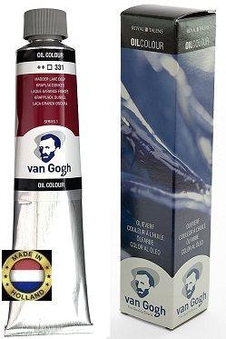 VAN GOGH OIL - Маслена боя 200 мл. - KRAPLAK DEEP / 331
