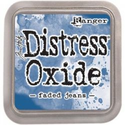 DISTRESS OXIDE тампон - FADED JEANS