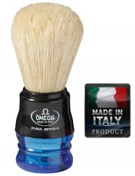 OMEGA 10777 Pure bristle shaving brush 98mm