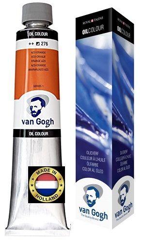 VAN GOGH OIL - Маслена боя 200 мл  ORANGE  / 276