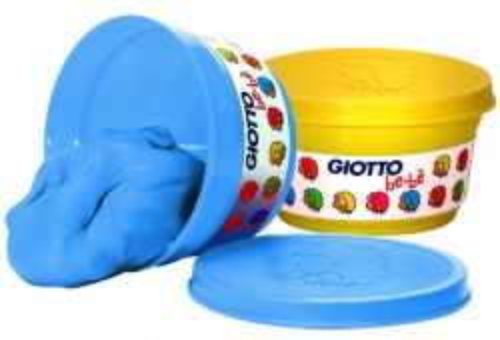 GIOTTO BE-BE - Пластелин за бебе/ малко дете (2+)