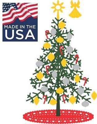 Cheery Lynn ,USA - Шаблон за рязане и ембос / b483